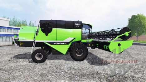 Deutz-Fahr 6095 HTS v1.3 pour Farming Simulator 2015