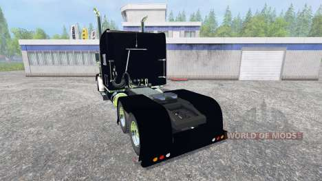 Peterbilt 388 pour Farming Simulator 2015