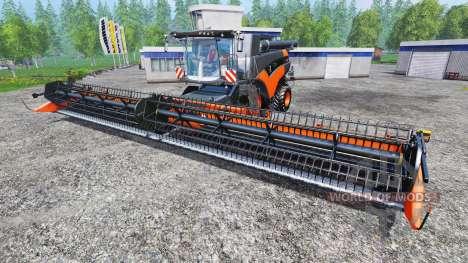 New Holland CR10.90 [grey-orange] für Farming Simulator 2015