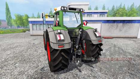 Fendt 939 Vario für Farming Simulator 2015
