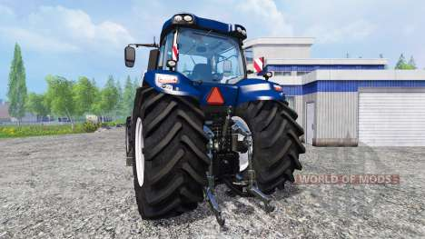 New Holland T8.320 Golden Jubilee pour Farming Simulator 2015
