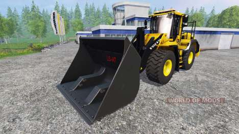 Volvo L180G für Farming Simulator 2015