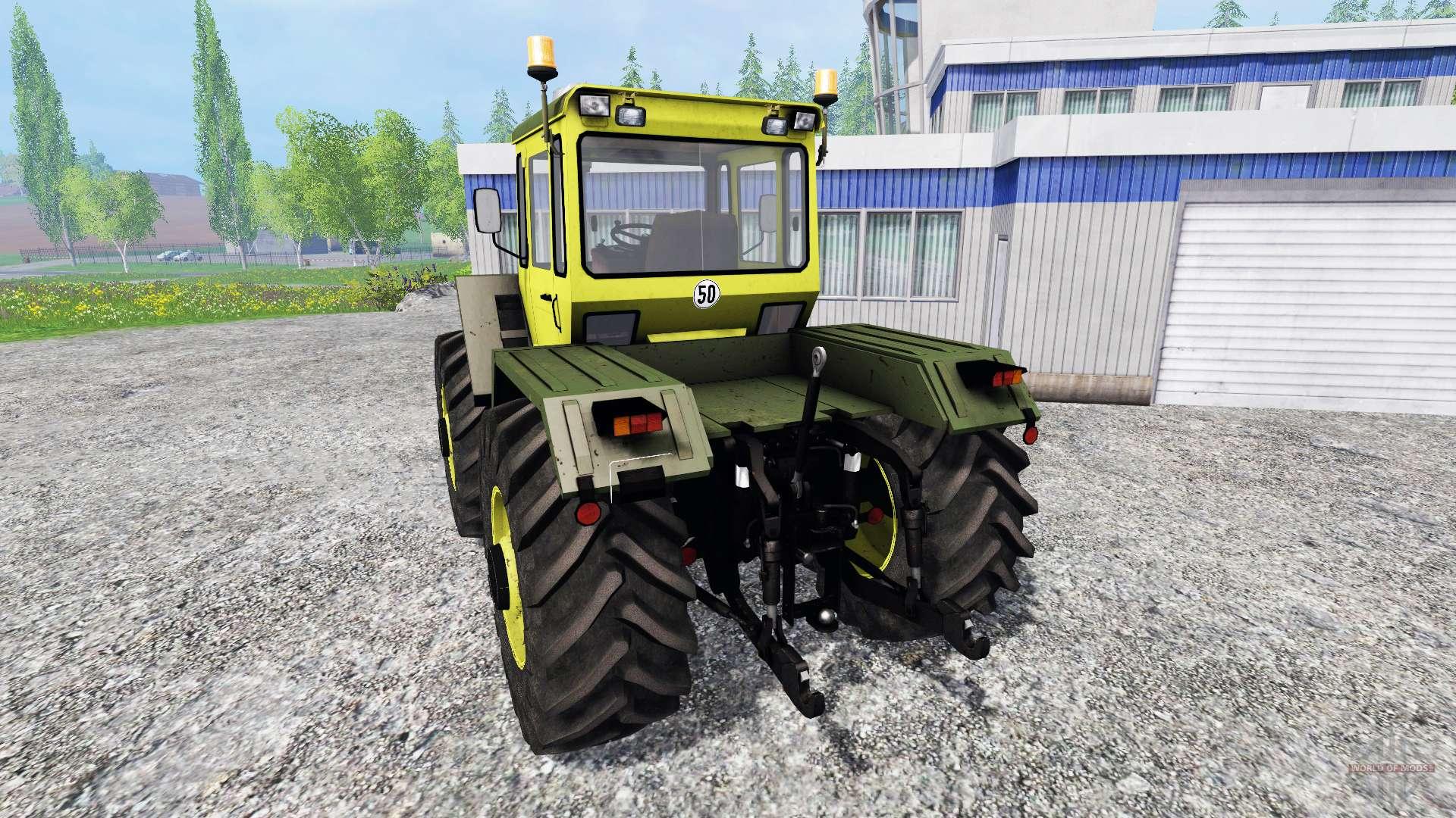 mercedes benz trac 1800 intercooler f r farming simulator 2015. Black Bedroom Furniture Sets. Home Design Ideas