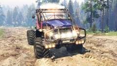 Ural-375 Trial v2.0 für Spin Tires