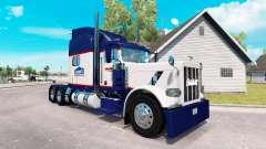La peau Lowes pour le camion Peterbilt 389 pour American Truck Simulator