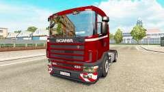 Scania 124L 420 für Euro Truck Simulator 2