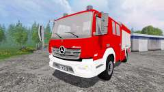 Mercedes-Benz Atego 1530 [firefighters]