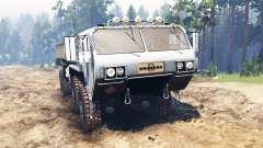 Oshkosh HEMTT M977 für Spin Tires