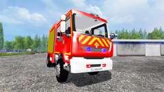 Renault Midlum 220 Double Cabine FPTL