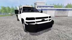 Chevrolet Silverado Flatbed