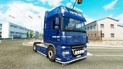 Pieter Smit-skin für den DAF XF 105.510 Zugmaschine für Euro Truck Simulator 2