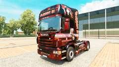 Support 81-skin für den Scania truck für Euro Truck Simulator 2