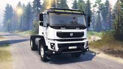 Volvo FMX 400 v2.0 pour Spin Tires