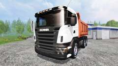 Scania R440 [tipper]