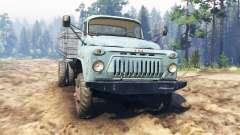 GAZ-52 4x4 für Spin Tires
