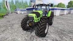 Deutz-Fahr Agrotron X 720 v1.1 für Farming Simulator 2015