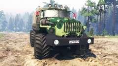 Ural-4320-31 pour Spin Tires