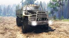Ural-4320-10 UdSSR für Spin Tires