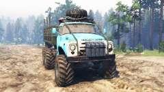 ZIL-165 [marais monstre] pour Spin Tires