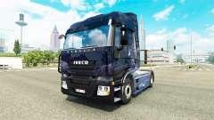 L'hiver des Loups de la peau pour les tracteurs pour Euro Truck Simulator 2