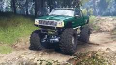 Jeep Grand Cherokee Comanche 4x4 v3.0 pour Spin Tires