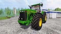 John Deere 8400 [wheelshader]
