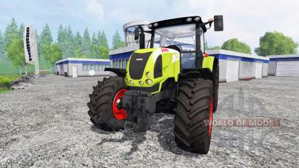 CLAAS Arion 620 [washable] pour Farming Simulator 2015