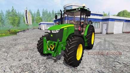 John Deere 5085M pour Farming Simulator 2015