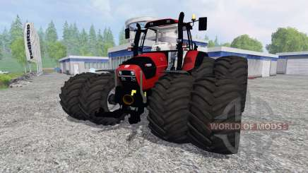 Hurlimann XL 130 [twin wheels] für Farming Simulator 2015