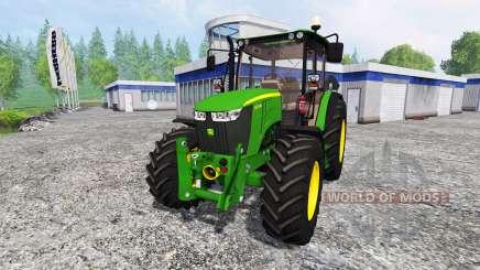 John Deere 5075M für Farming Simulator 2015