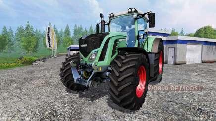 Fendt 939 Vario S4 pour Farming Simulator 2015