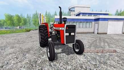 Massey Ferguson 265 v1.2 pour Farming Simulator 2015