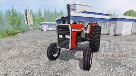 Massey Ferguson 265 v2.0 pour Farming Simulator 2015
