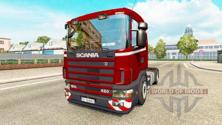 Scania 124L 420 pour Euro Truck Simulator 2