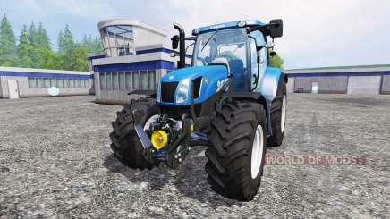 New Holland T6.175 v2.0 pour Farming Simulator 2015
