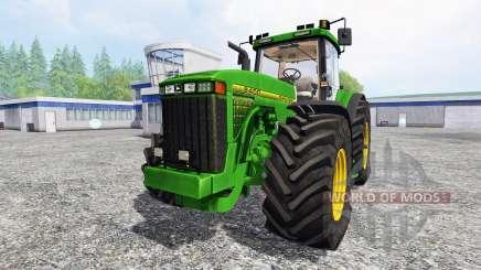 John Deere 8400 pour Farming Simulator 2015