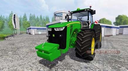 John Deere 8370R für Farming Simulator 2015