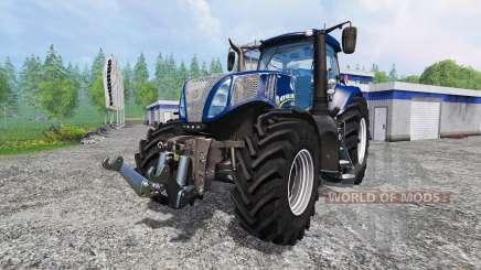 New Holland T8.320 Golden Jubilee für Farming Simulator 2015