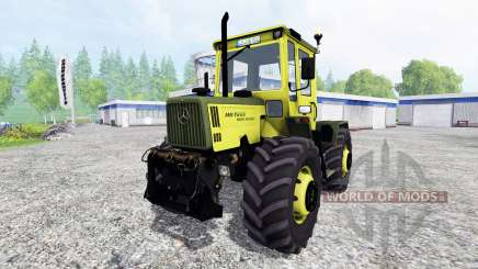 Mercedes-Benz Trac 900 Turbo pour Farming Simulator 2015