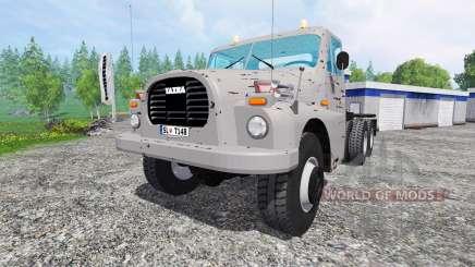Tatra 148 pour Farming Simulator 2015