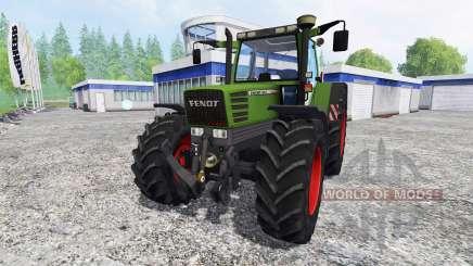 Fendt Favorit 515C [washable] v3.0 für Farming Simulator 2015