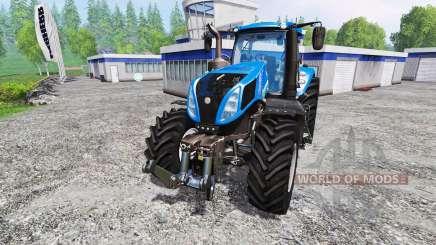 New Holland T8.320 v1.1 für Farming Simulator 2015
