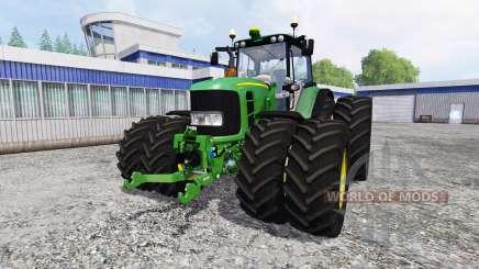 John Deere 6930 FL v1.1 für Farming Simulator 2015