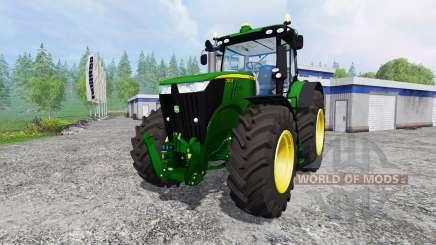 John Deere 7310R v4.0 pour Farming Simulator 2015