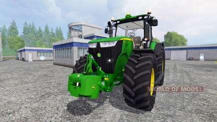 John Deere 7270R [washable] pour Farming Simulator 2015