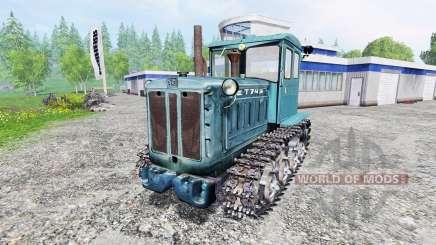 T-74 v1.1 pour Farming Simulator 2015