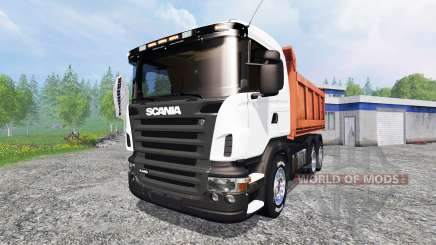 Scania R440 [tipper] pour Farming Simulator 2015