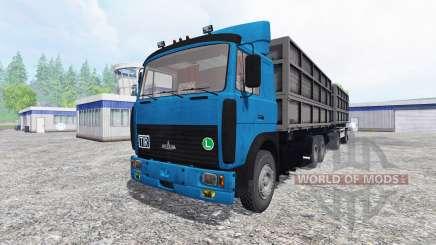 MAZ-630308 [trailer] für Farming Simulator 2015