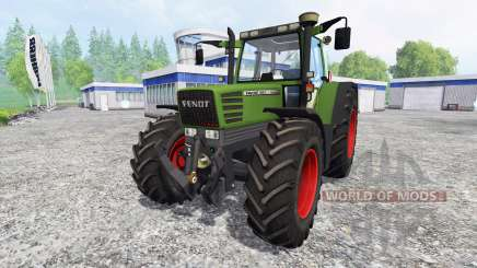Fendt Favorit 512 v2.0 pour Farming Simulator 2015