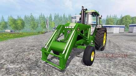 John Deere 4455 v2.2 pour Farming Simulator 2015